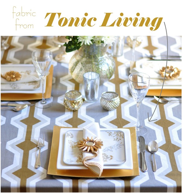 fabric from tonic living