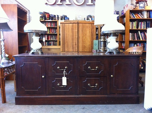 forty dollar credenza