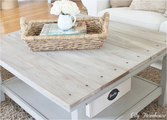 barnwood coffee table cityfarmhouse