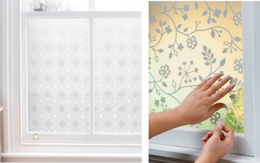privacy window film