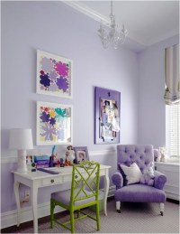 Decorating with Purple! | Centsational Style