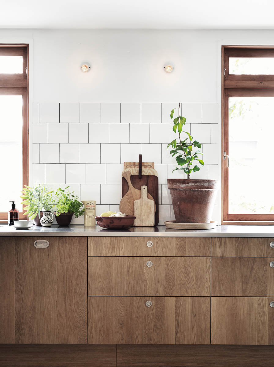 Wood Kitchen Cabinets Revisited Centsational Girl - Kitchen wall cut out designs