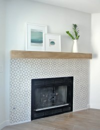DIY Fireplace Makeover | Centsational Style