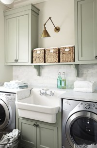 Laundry Room Makeover Ideas | Centsational Girl