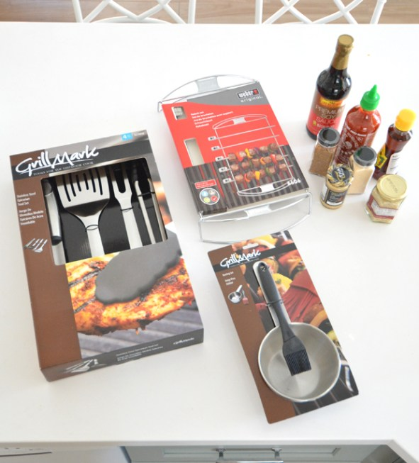 grill kabob supplies