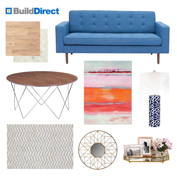 BuildDirect Moodboard