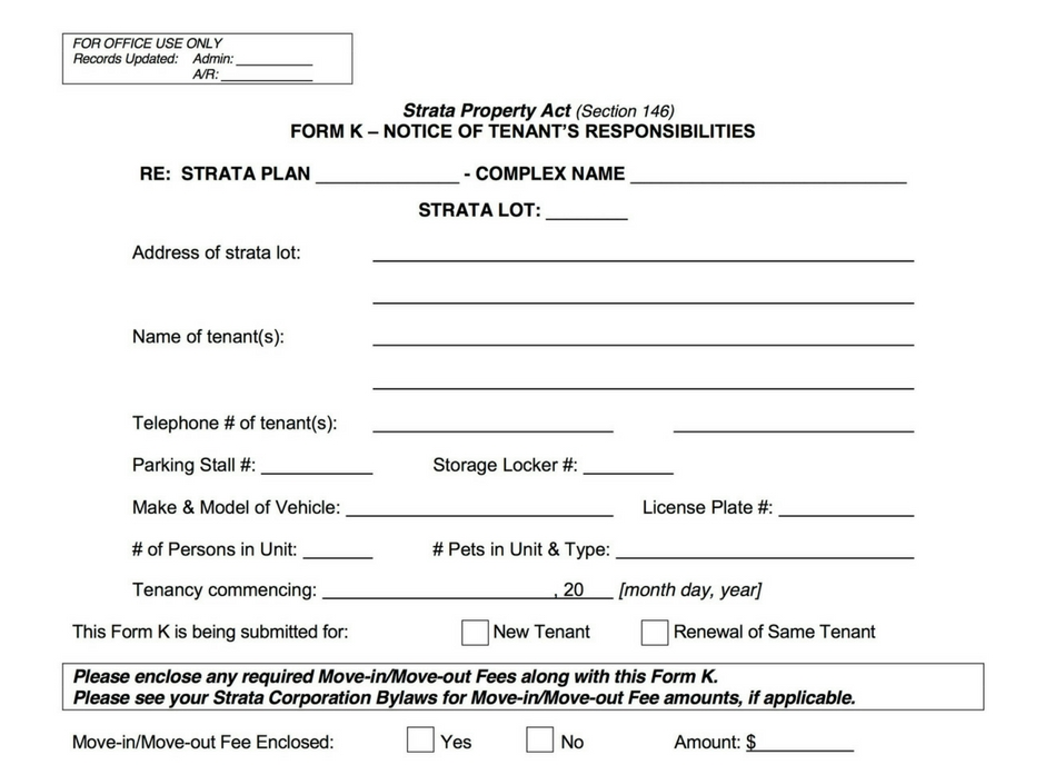 Rental Forms  Documents \u2013 Century 21 Prudential Estates Richmond BC - Tenant Information Form