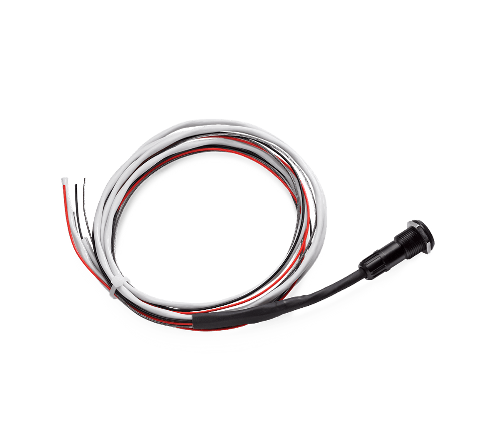 home wiring harness battery power