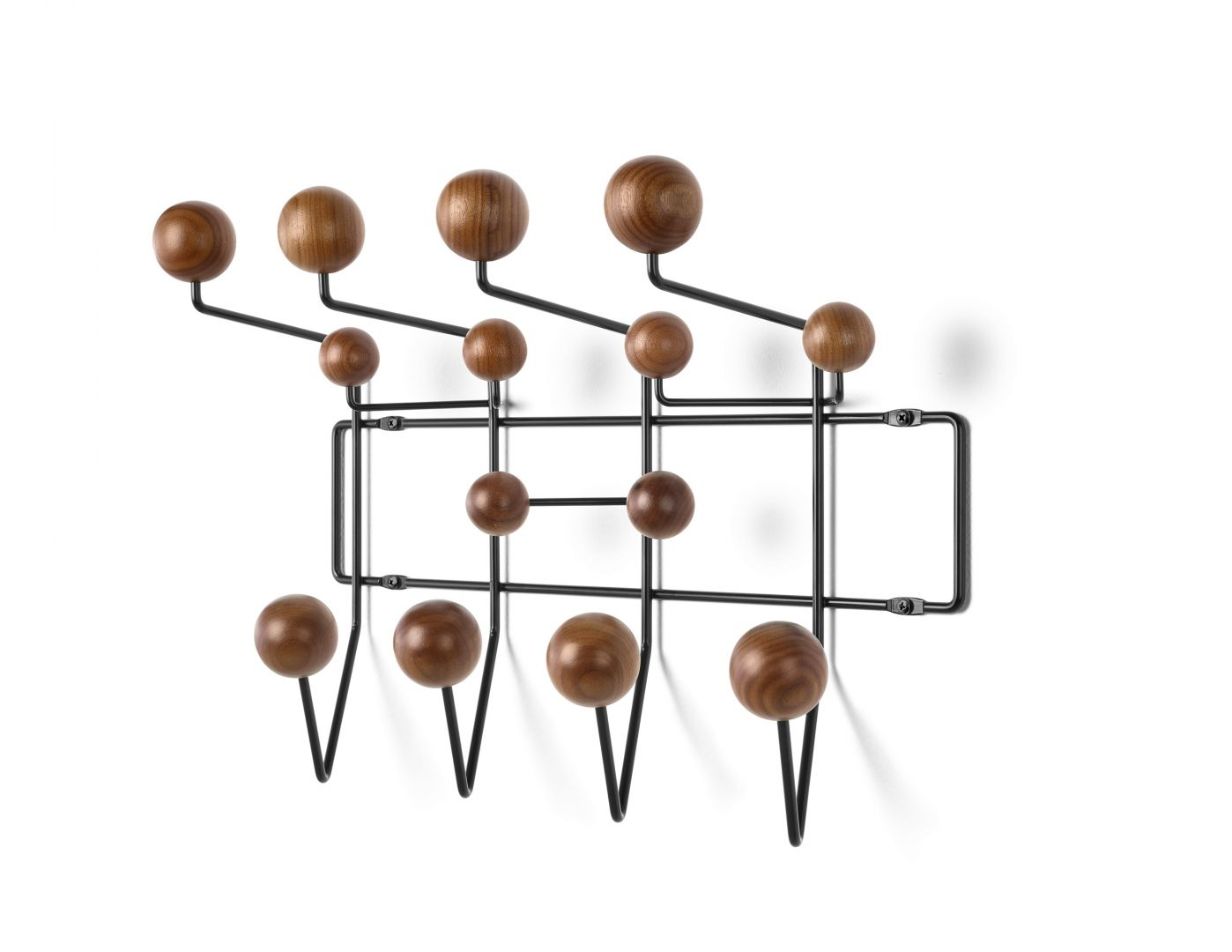 Herman Miller Eames Hang It All In Walnut The Century House Madison Wi