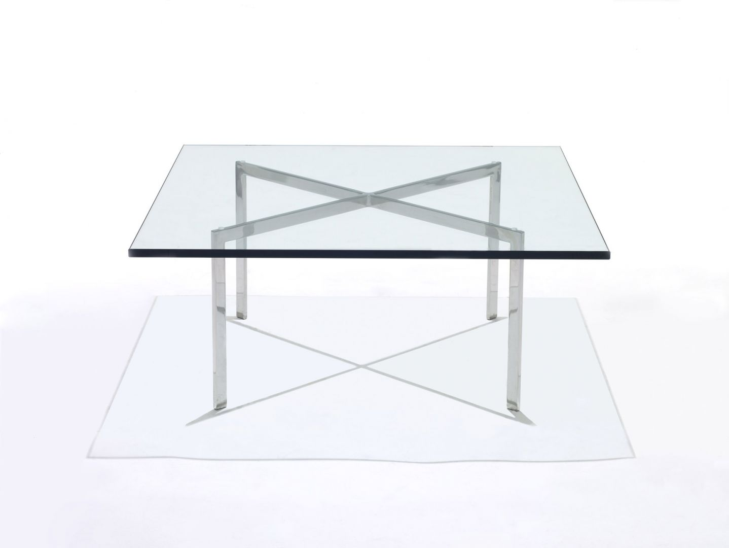 Knoll Table Barcelona Table By Knoll
