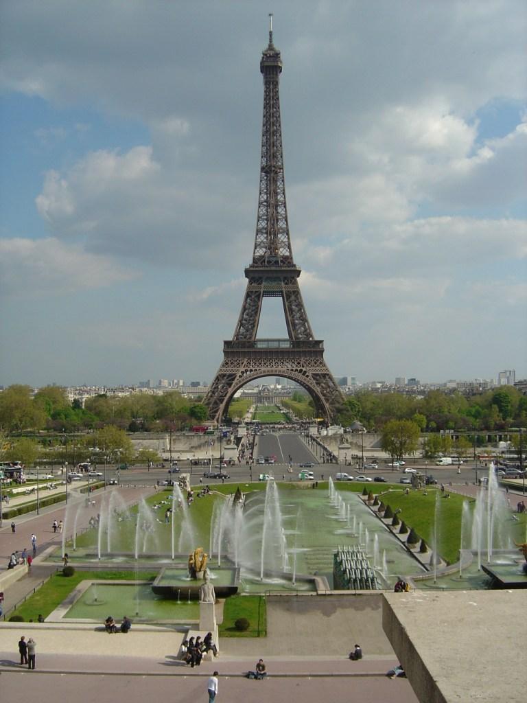 Sejarah Negara Paris