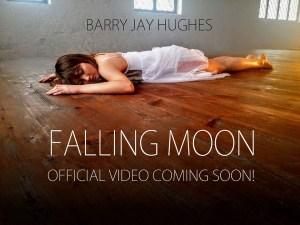 Barry Jay Hughes Falling Moon