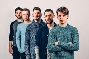 Irish band Harbouring Oceans