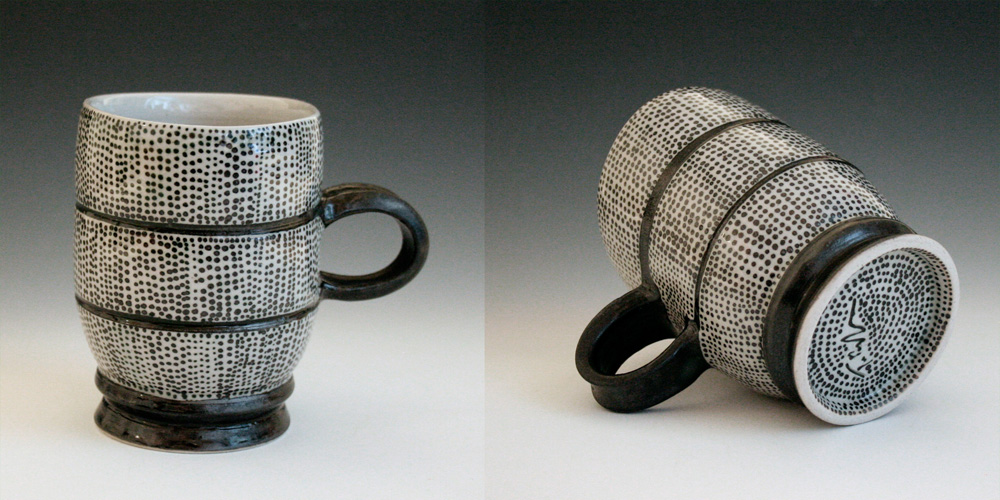 Tom Budzak - Ceramic Artist