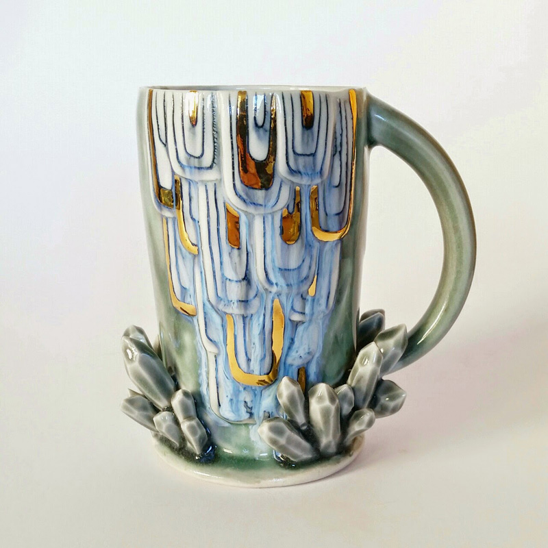how to learn how to make mugs pottery