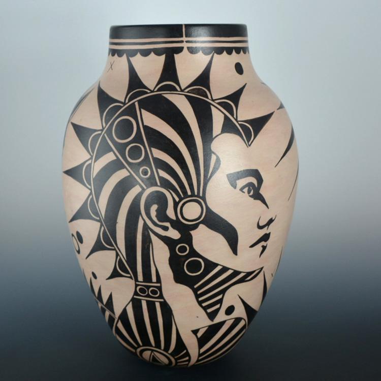 Virgil Ortiz - Ceramic Artist