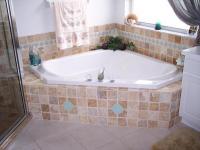 Garden Tub Tile Ideas Bathroom Ideas Categories Sliding Door