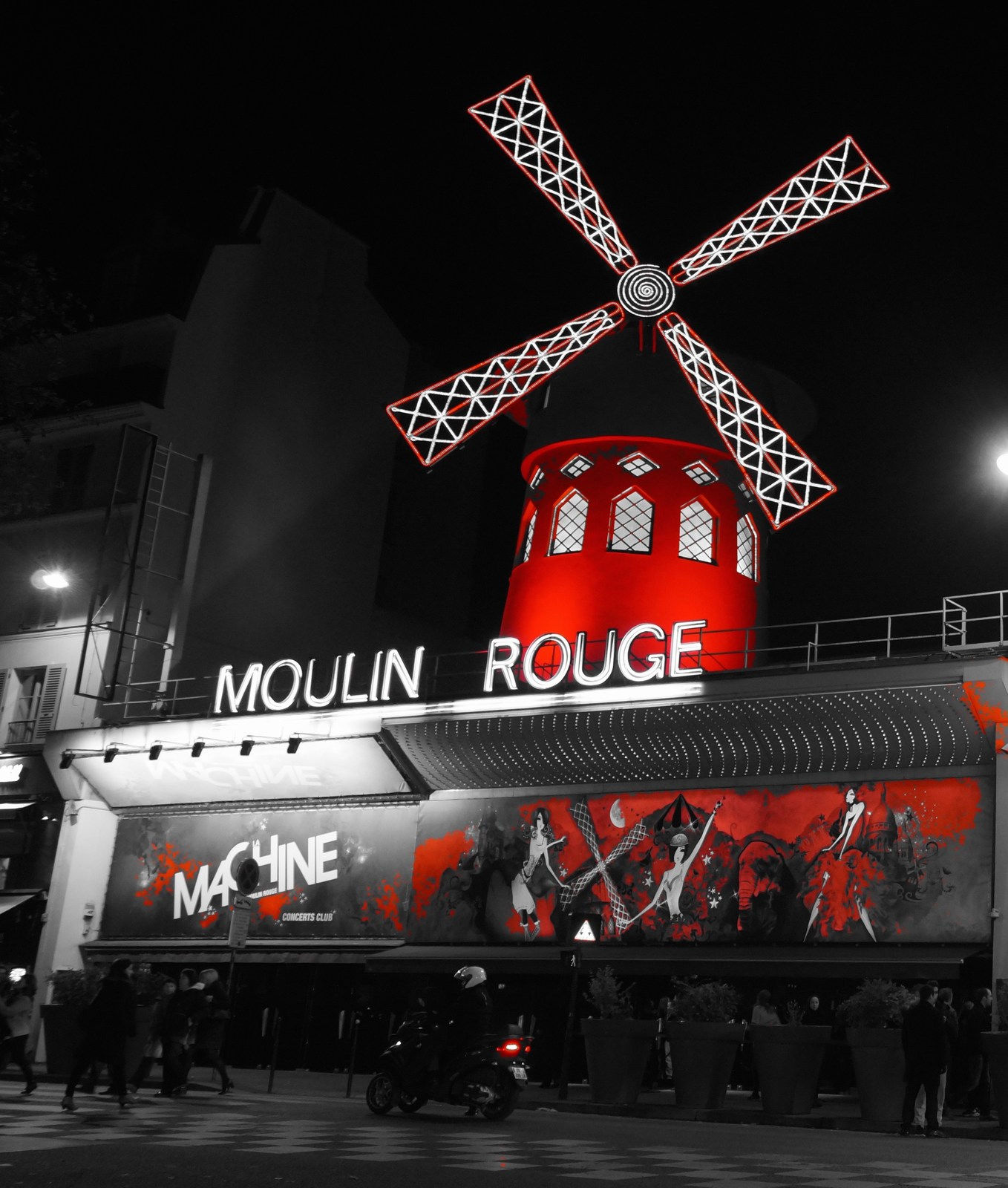 Moulin Rouge Libro Moulin Rouge