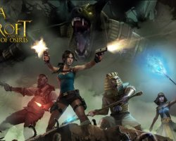 Lara Croft and the Temple of Osiris Cover