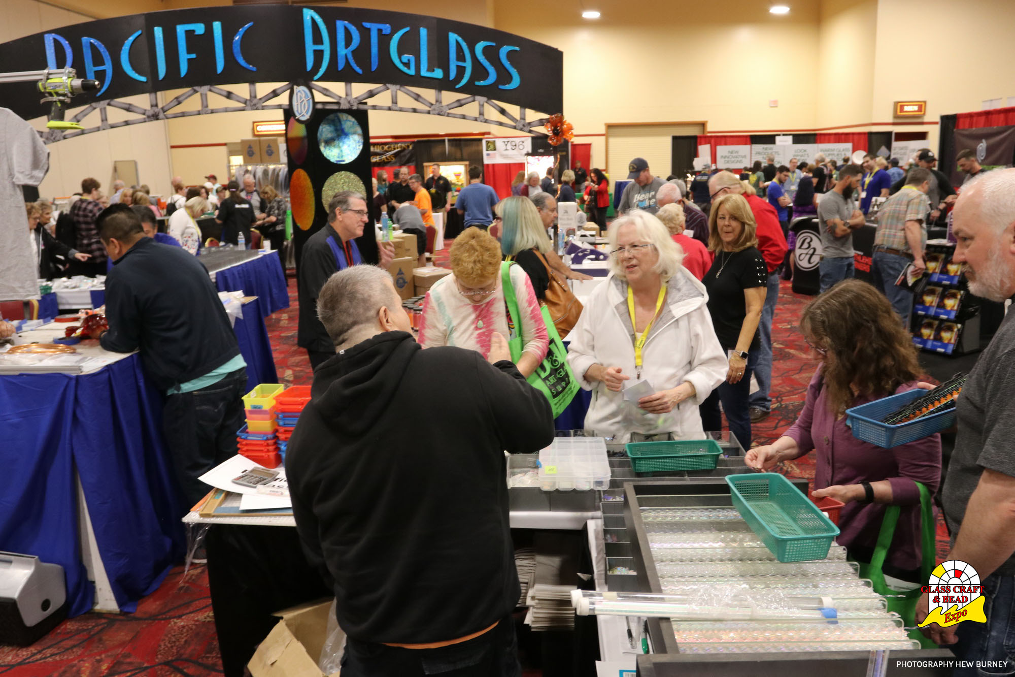 Wholesale Jewelry Expo Glass Craft Bead Expo Las Vegas Welcome
