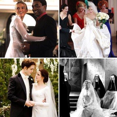 A 22 legjobb esküvői ruha filmekből | CEREMÓNIAMESTER BLOG