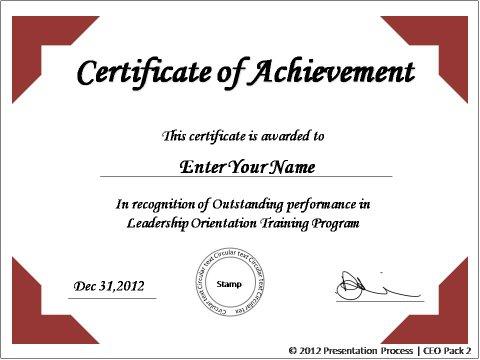 Performance Certificate Template Certificate Of Appreciation 03 - free printable editable certificates