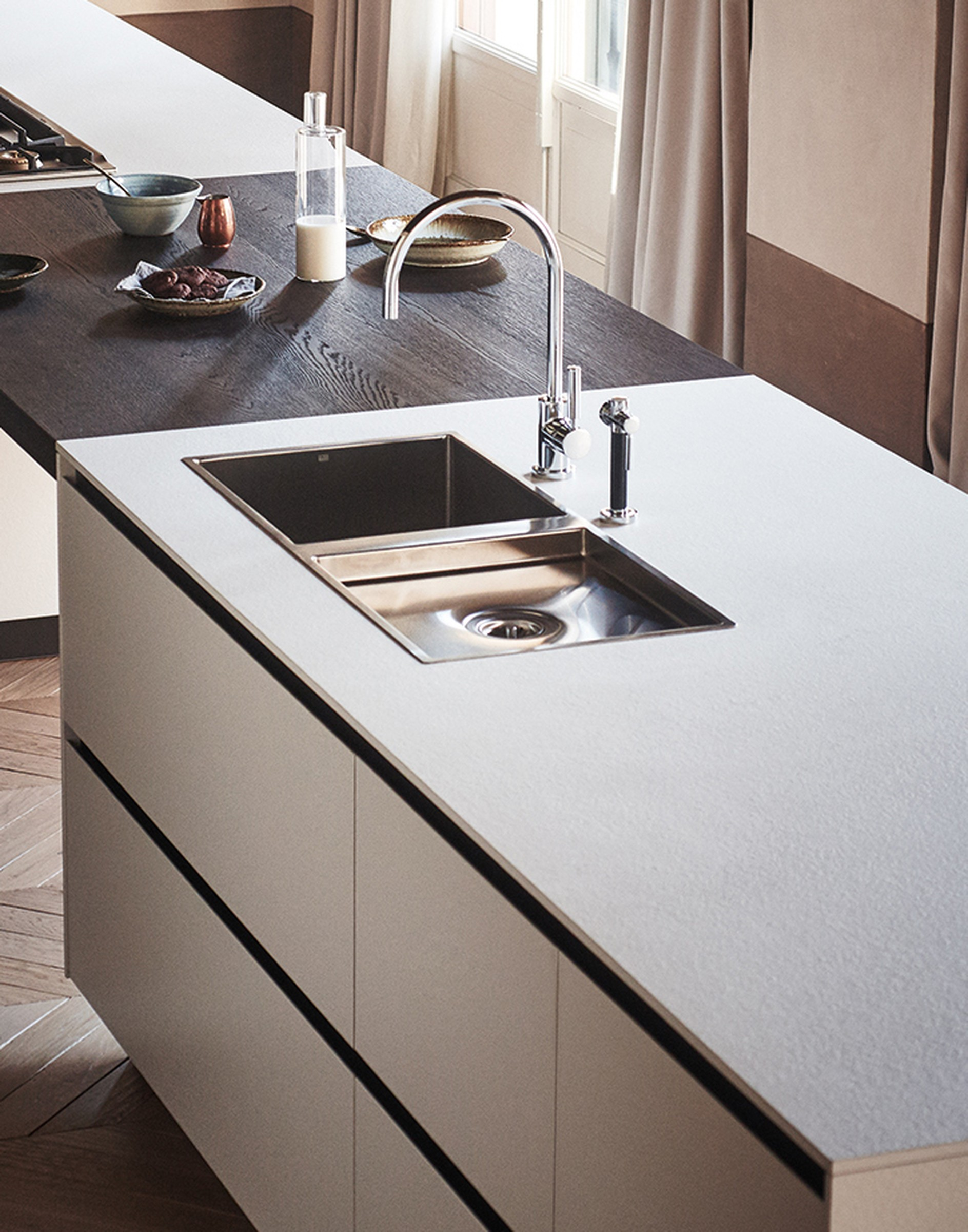 Cesar Countertop Cesar Kitchen Sinks Cesar Nyc Kitchens High End Kitchen Showroom