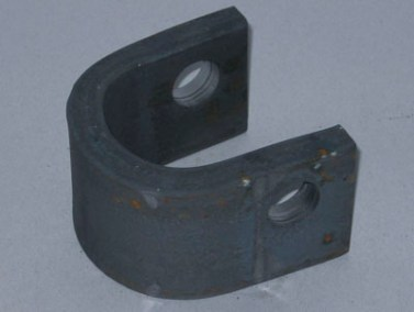 "A714 Rear Roller Shaft ""C"" Bracket"