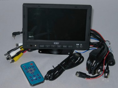 "STSM203 7"" Monitor"
