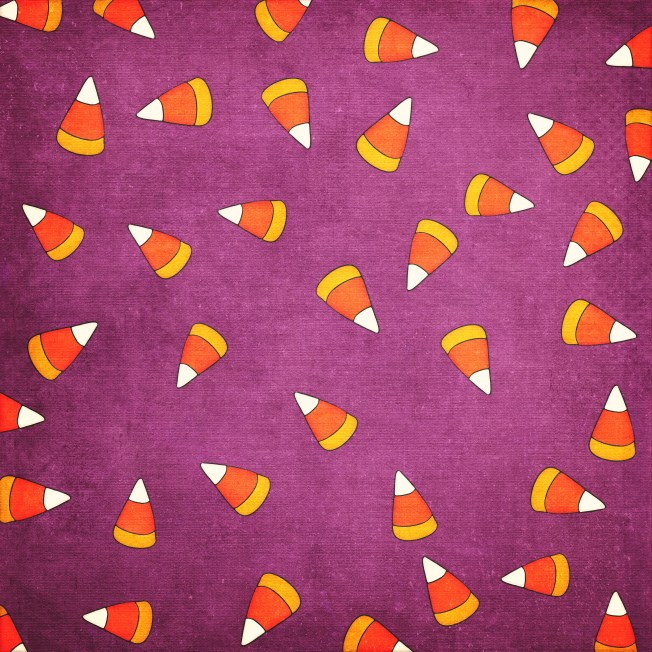 freebie cu candy corn background and confetti overlay