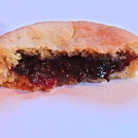 Cookies à la myrtille