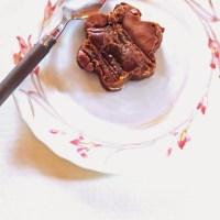 Brownie pâte de spéculoos et noix de pécan