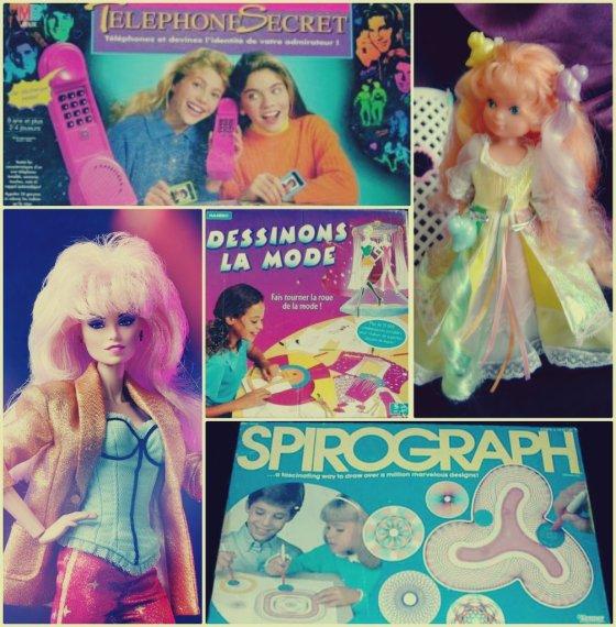 Top Des Cadeaux Nostalgie Jouets Ann 233 Es 80 Inside