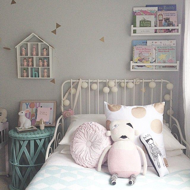 Inspirations chambres de filles for Tu me chambres