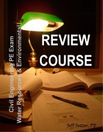 Civil Engineering Water Resources PE Exam Review Course