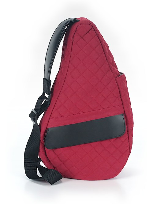 Brilliant Pin It Women Backpack One Size Red Backpack One Size Off Thredup Ll Bean Luggage Uk Ll Bean Bag
