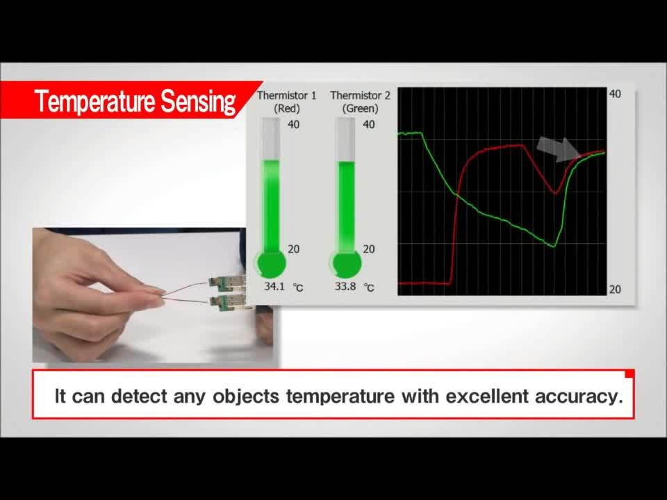 Selecting a Thermistor or RTD DigiKey