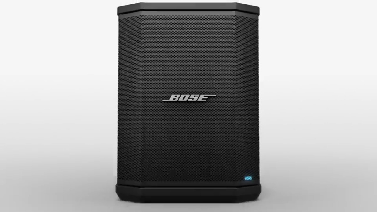 Speaker Equipment S1 Pro System Bose