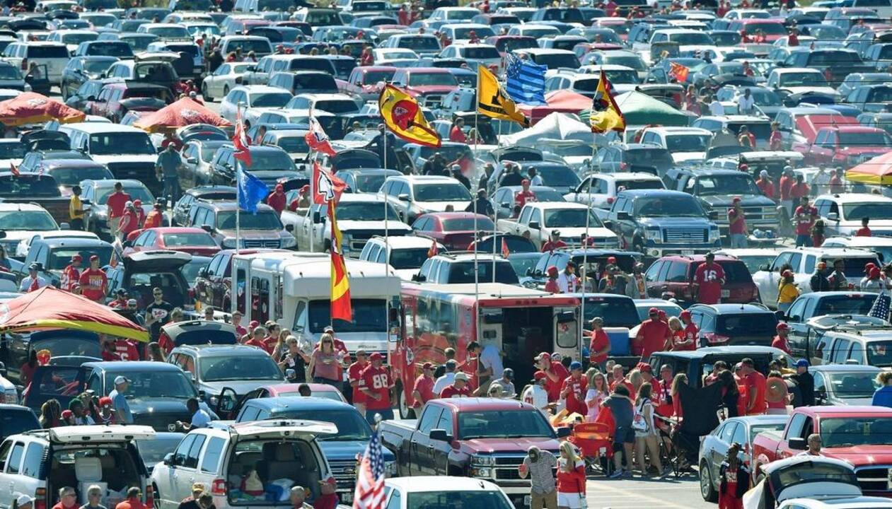 Red 1 Parking Arrowhead Game Day Parking Passes For Kansas City Chiefs Games Will
