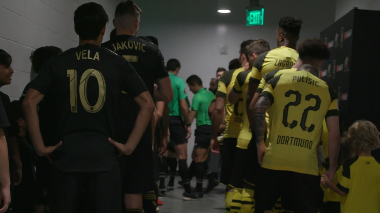 Escape Room Dortmund Bvb Los Angeles Football Club