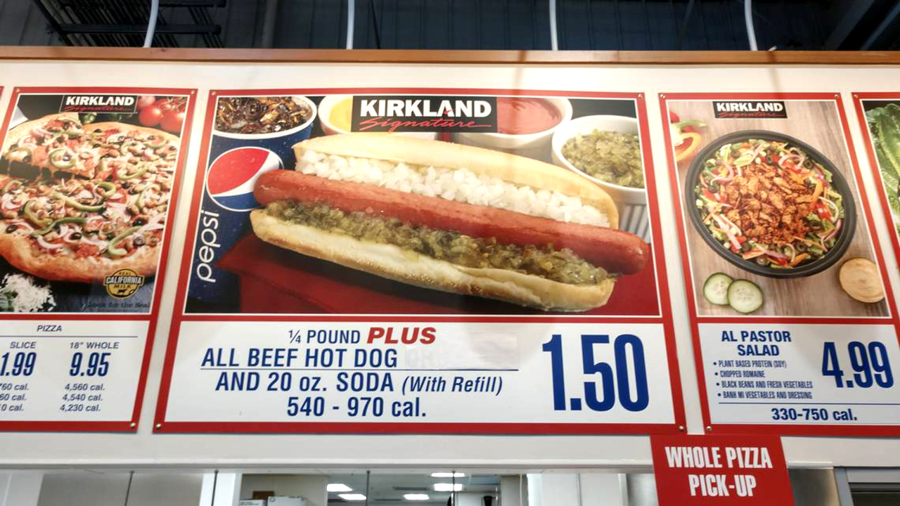 Fullsize Of Polish Hot Dog