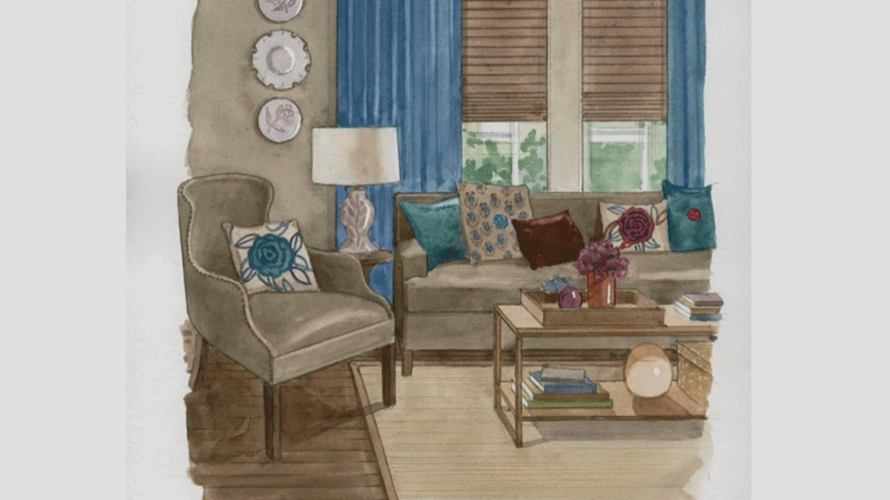 Living Room Schemes How To Pick A Color Scheme Better Homes Gardens