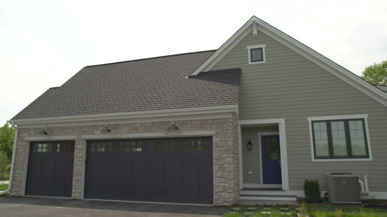 Garage And Front Doors That Match Should I Paint The Front Door And Garage Door The Same Color