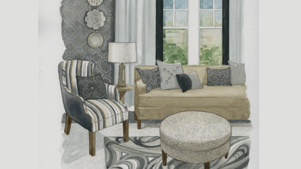 Grey Sofa In Lounge Living Room Color Ideas Neutral