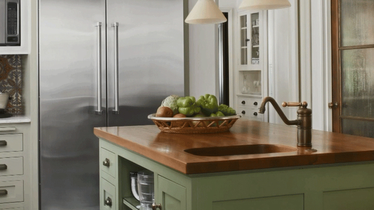 Traditional Kitchens With White Cabinets The Top 25 Kitchen Color Schemes For A Look You Ll Love Forever