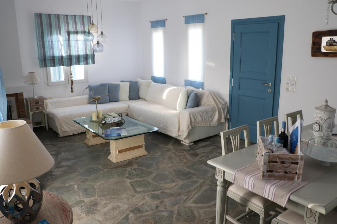 Syros Villa With View And Pool Griechenland Posidhonía Booking Com