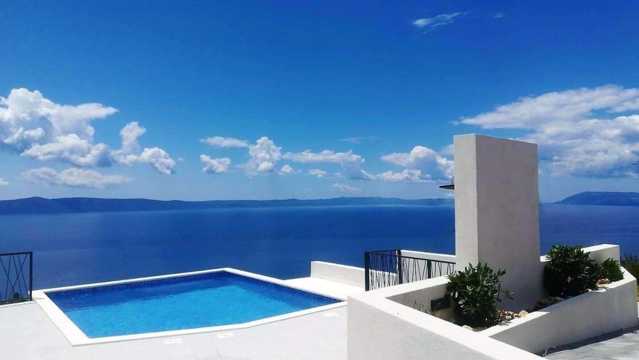 Pool Hanglage Villa Glory Grande With Swimmingpool And Panoramic Sea View, Podgora – Updated 2021 Prices