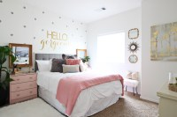 Surprise Teen Girl's Bedroom Makeover