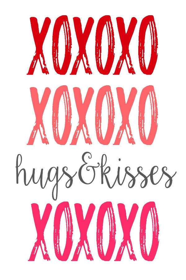 24 Amazing Valentine\u0027s Day Printables - Classy Clutter