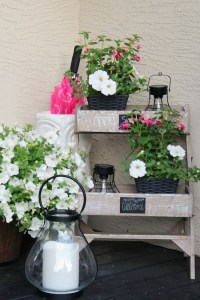 Summer Front Porch Decorating Ideas - Clean and Scentsible